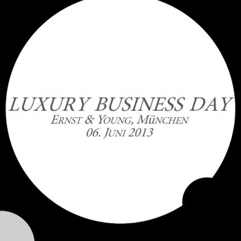 Ernst & Young Luxury Business Day, München